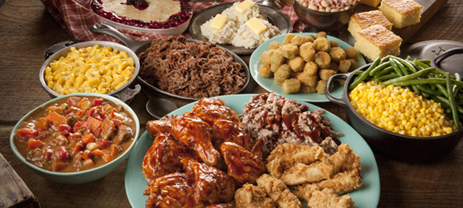 Image result for southern buffet